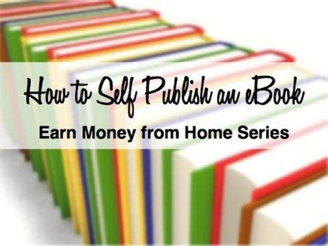 How Can I self Publish? - First Editing